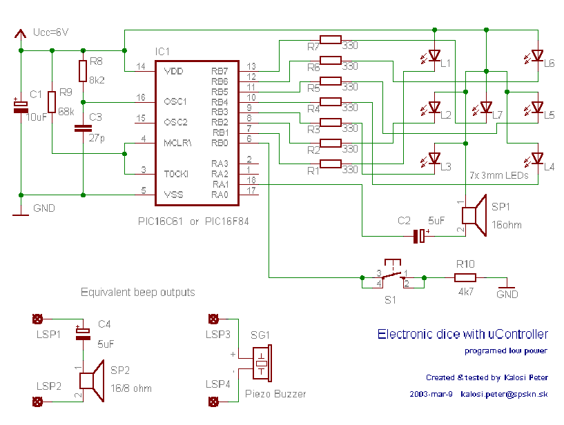 Game Circuits free electronic circuit links